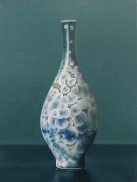 Mary Schotes - olieverf op linnen
